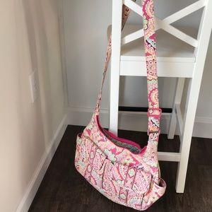 3707daafa9a8 Vera Bradley Bags - Vera Bradley Cargo Sling Crossbody Bag Capri Melon